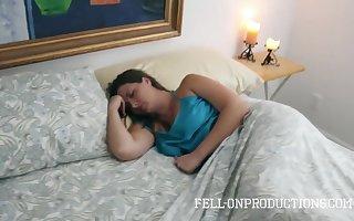 Horny Schoolboy Fucks Stepmom