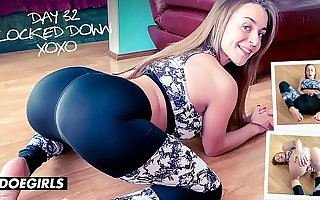 DOEGIRLS - Delicious Lord it over Babe Josephine Jackson Makes A Hot Vlogg For Her Fans