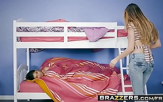 Brazzers - Big Tits at School - (Brenna Sparks, Danny D) - Crib Bed Bourgeoning - Trailer private showing
