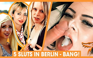 TOP 5 Hottest Fuck Dates in Berlin! WOLF WAGNER