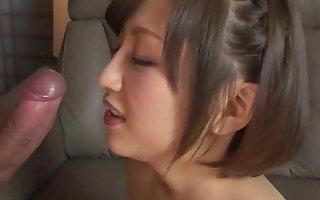 Aona Kozues :: The Undiscriminating Full of Pubic Hair 2 - CARIBBEANCO
