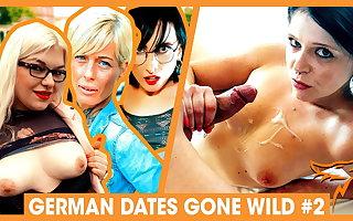 Absurd FUCK DATES BERLIN Germany Part 2 wolfwagner.love