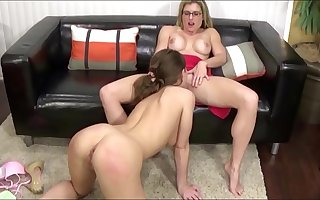 Mom Punishes Teen Daughter - Molly Jane & Cory Chase - Family Therapy - Preview