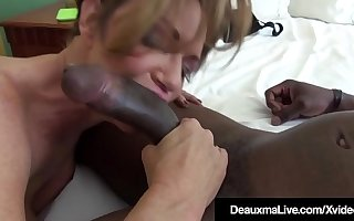 Be in charge Cougar Deauxma Bangs A Heavy Sulky Cock!