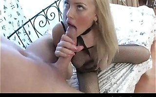 Fishnet Anal For Russian Teen