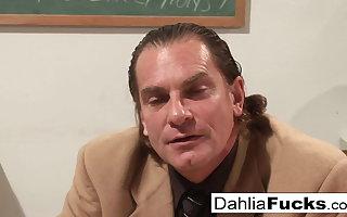 After class special ascription for Dahlia Sky