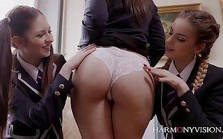 One lesbian students