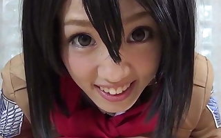 Megu Memezawa :: Vertical Style Videotape 1 - CARIBBEANCOM