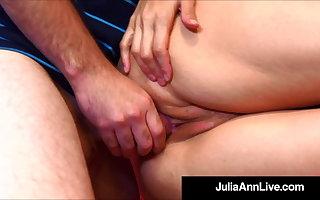 Tutor Fucking Grow older With Academe Julia Ann Banging Student!