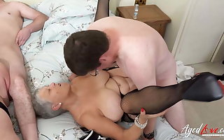 AgedLovE, Two Matures Are Enjoying Eternal Fast Fuck