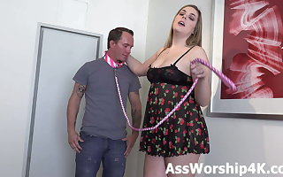 Dominated by Daisy Ducati's succulent ass