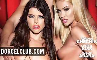 TRAILER - Club Xtrem : Adriana et Cherry Stars Perversions