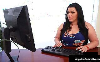 Dick Doctor Angelina Castro Fucks Perv Patient Maggie Green!