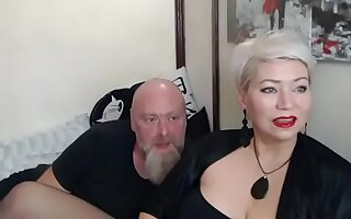 A real husband fucks his wife beside all holes beside private show... )))