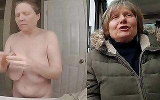 Sexy Grandma Take Close increased by Personal