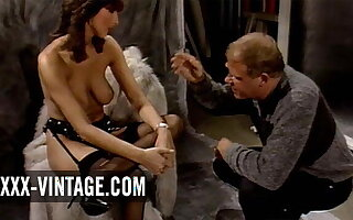 Anna Fischer – output blowjob at burnish apply photo shooting