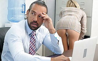 PASSION-HD – Office Tease Gets Boss' Detect Hard