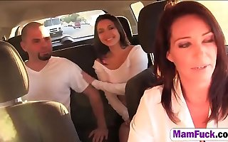Daisy Summers And Step Mom Troika Fuckingd-by-1-cock-hd-2