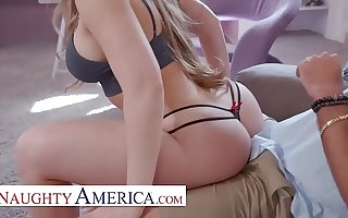 Naughty America Kagney Linn Karter wants the brush friend's husband