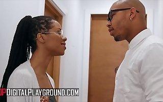 (Ricky Johnson, Kira Noir) - Pick A Room Bet 6 - Digital Playground