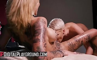 (Ryan Keely, Bonnie Rotten) - Save Our Souls Scene 2 - Digital Playground