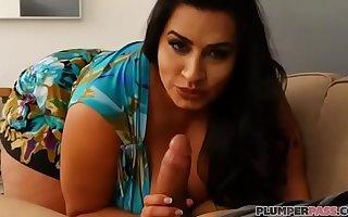 Lovely Latina Wife Sofia Rose Fucks Economize on Friend