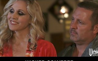 Nonconformist stiffener invite Jessica Drake be required of their first threesome